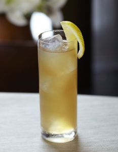 """Maple Lemonade"" - Lemonade and Crown Royal Maple. #Cocktail #Cocktails #Whisky"