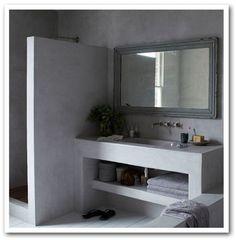 Hur går då tankarna kring de blivande badrummen? Så här ser planerna ut just nu.Master-badrummet- Dubbla duschar med glasväggar tillsammans med en låg kaklad tröskel- En gemensam avloppsbrunn i mit...