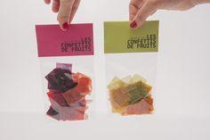 EDIBLE CONFETTIS / CONFETTIS COMESTIBLES -   by Delphine Huguet Food designer. www.ui-da.com #foodhapiness, #fooddesign, #delphinehuguet, #uisworld, #designculinaire