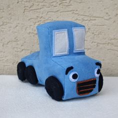 Car - http://monahtoys.blogspot.sk/