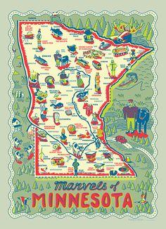 """Marvels of Minnesota"" - keepthefaye.com"