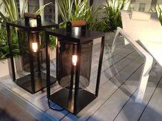 Royal Botania Outdoor Furniture, Luxury Lighting, Modern Patio Furniture, Furniture, Royal Botania, Lights, Outdoor Space, Patio Furniture, Outdoor Design
