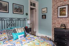 Brian & Emily's Art-Filled New Orleans Home — House Tour   Apartment Therapy