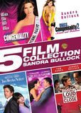 5 Film Collection: Sandra Bullock [5 Discs] [DVD], 1000505579