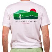 American Made Mountain Golf Tee in White by Collared GreensCountry Club Prep #CollardGreens #PreppyHasAHome #Classic #AmericanStyle #Collegiate #Wedding #Gameday #Greek #Shop #Prep https://www.countryclubprep.com/