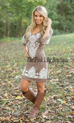 Lasting Impression Dress Mocha Curvy CLEARANCE - The Pink Lily Boutique - online shop womens clothing, shop by outfit womens clothing, sale womens clothing online Source by cgisaprincess women clothes Country Girls Outfits, Country Dresses, Western Dresses, Western Wear, Cowgirl Dresses, Cowgirl Clothing, Women's Clothing, Southern Girl Outfits, Southern Girl Style