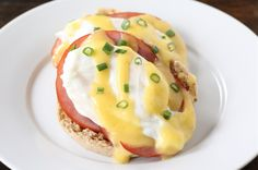 Eggs Benedict Recipe I Two Peas and Their Pod I 22 Points Plus. (Unless you split it, then it's 11 Points Plus!)
