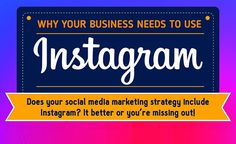 Why Your Business Needs to Use Instagram in 2017 [Infographic] #instagrammarketing #realestate @elevateitnow