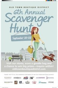 Scavenger Hunt 2013