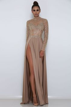 Amrezy Dress (nude) - Kourvosieur - 1