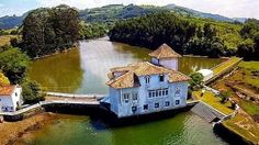Antiguo molino en Villaviciosa #Asturias Asturian, Asturias Spain, Paraiso Natural, Tourist Spots, Spain And Portugal, Andalusia, Bilbao, Our World, Beautiful Landscapes