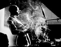 Sonny Stitt ; Herman Leonard
