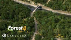Users of popular Forest Pack will now be able to instantly create stunning CG forest scenes using Laubwerk's line of beautiful, render-ready 3D tree species. This seamless integration of technology between the two companies will allow architects and CG artists to optimize their workflow, by allowing to grow lush forests inside their 3ds Max on a faster and easier way. Demo versions are freely available to download at the Laubwerk Store