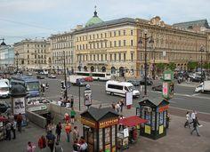 Sankt Petersburg, via Flickr.