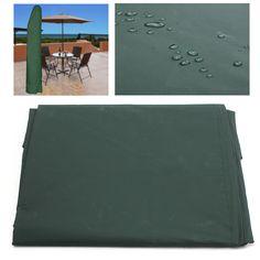 Sale 30% (11.19$) - IPRee® Waterproof Parasol Umbrella Cover Outdoor Garden Patio Anti-UV Rain Protector