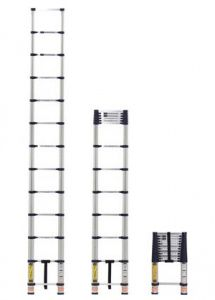 Xtend & Climb 780P Aluminum Telescoping Ladder Type IA Professional Series Ladders, Type, Stairs, Staircases, Ladder