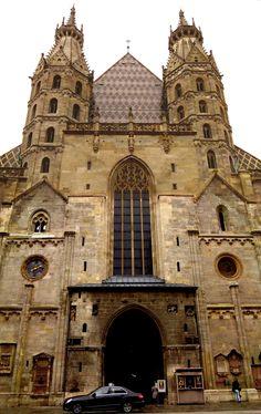 Catedral de Viena, Austria