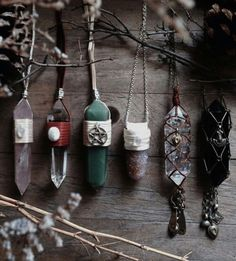 Jewelry jewels necklace gems gem stones boho hippie natural art witch witchcraft moon child you can find similar pins below. Boho Hippie, Witch Aesthetic, Aesthetic Art, Book Of Shadows, Moon Child, Witchcraft, Magick, Boho Jewelry, Jewellery Box