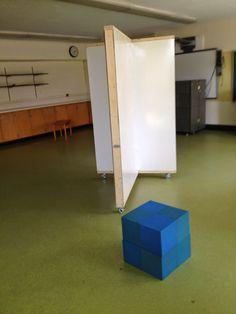 T-väggen. Edtech Tofu: The D.School's T-Wall: Flexible Collaborative Spaces