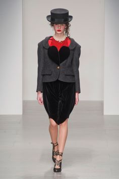 Vivienne Westwood Red Label | Londres | Inverno 2015 RTW