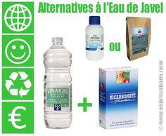 Lessive faite maison z ro d chet zero waste ecologique - Eau de javel danger ...