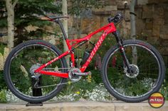Specialized Epic  S-Works - Lighter, faster, smoother!  Looking forward to riding one of these.