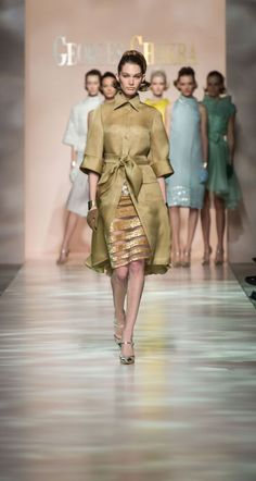 Georges Chakra Couture Collection SS 2015