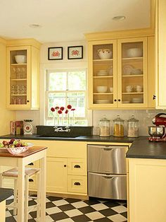 Kitchen Ideas On A Budget | budget ideas2.pg