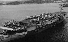 HMS Ameer, The escort carrier USS Baffins (CVE-35)