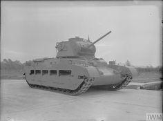 イギリス軍マチルダMatilda/バレンタインValentine歩兵戦車:鳥飼研究室