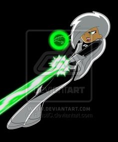 Older Dani-Midflight Attack by R-tistiC on DeviantArt Cartoon Movie Characters, Cartoon Video Games, Sucubus Anime, Randy Cunningham, Gender Swap, Comics Story, The Other Guys, Book Organization, Old Shows