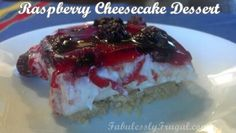 This is one of my family's favorite desserts.  I have modified it from the original recipe my mom had.