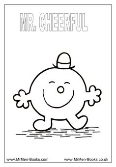 little miss sunshine coloring pages - photo#18