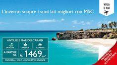 E' ora di pensare alle vacanze invernali con MSC Crociere! http://www.informazioninelweb.com/2015/06/msc-crociere-pensa-alle-nostre-vacanze.html #MSCaraibi