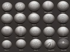 Toolfarm.com :: Freebie Friday: Free Pixologic ZBrush brushes