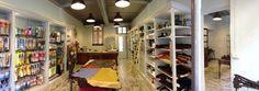 pellame, cuoio e accessori per lavori artigianali - Gallarate VA