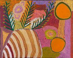 Ruby Tjangawa Williamson Puli Murpu Mountain range Outstation Gallery Aboriginal Art from Art Centres Indigenous Australian Art, Indigenous Art, Australian Artists, Aboriginal Painting, Aboriginal Artists, Art Premier, Spirited Art, Art Brut, Ouvrages D'art