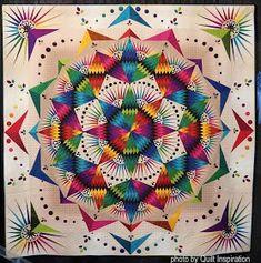Diamond Effervescence by Beth Nufer and Clem Buzsick