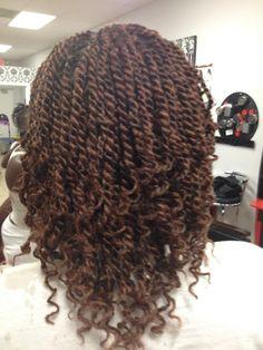 kinky twists with marley hair - Google Search kinky twists, marley hair, braid…