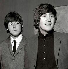 Beatles Band, Les Beatles, Beatles Songs, Beatles Photos, My Love Paul Mccartney, Lennon And Mccartney, Sir Paul, John Paul, Just Good Friends