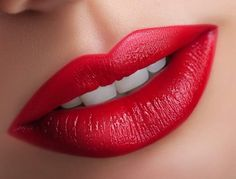 """British Airways stewardess Hayley Jones """"Valentine ready lips with Color Riche 377 Perfect Red – Lipstick Skin Tone, Red Lipstick Shades, Lipstick Colors, Lip Colors, Nude Lipstick, Skin Shades, Liquid Lipstick, Different Skin Tones, Lipgloss"""