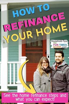 How To Refinance Your Home: My Experience With A Home Refinance... So You'll Know What To Expect | The Personal Finance Guide