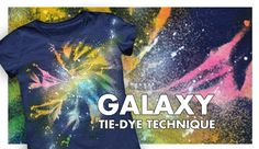 Galaxy Technique
