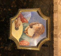 Angels of the Vatican:  Franklin Mint VATICAN ANGEL Music / Trinket Box by KatsVintageTreasures on Etsy