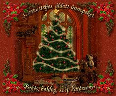 Merry Christmas, Xmas, Holiday Decor, Blog, Painting, Home Decor, Art, Picasa, Merry Little Christmas