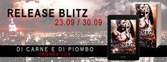 Release Blitz e Giveaway: ''Di Carne e di Piombo'' di Sagara Lux