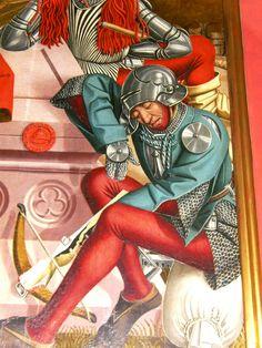 The Munderkinger Passion (1473)