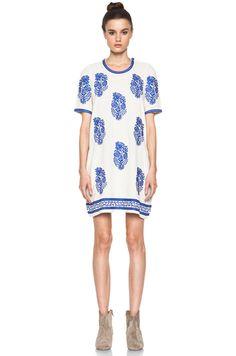Love my Isabel Marant dress!