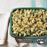 This #Spinach & #Artichoke Baked #Pasta #recipe sounds like #dinner tonight!