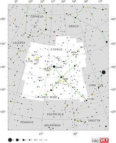 Northern Cross (asterism) - Wikipedia